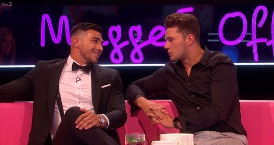 Love island Curtis Pritchard and Tommy Fury