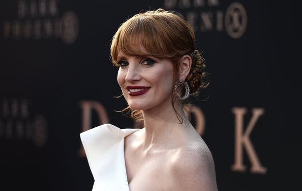 movies with jessica chastain