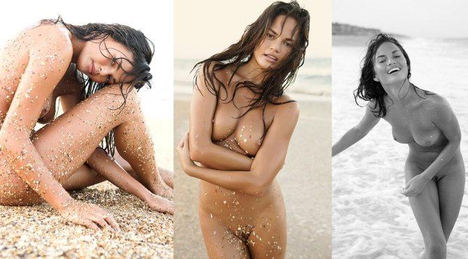 sexy nude Chrissy Teigen