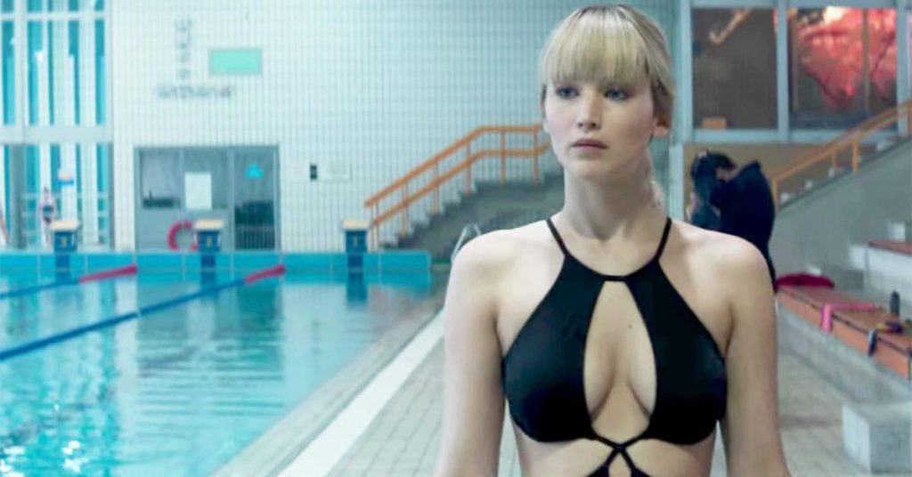Jennifer Lawrence's Sexy Nude Scenes in 'Red Sparrow'