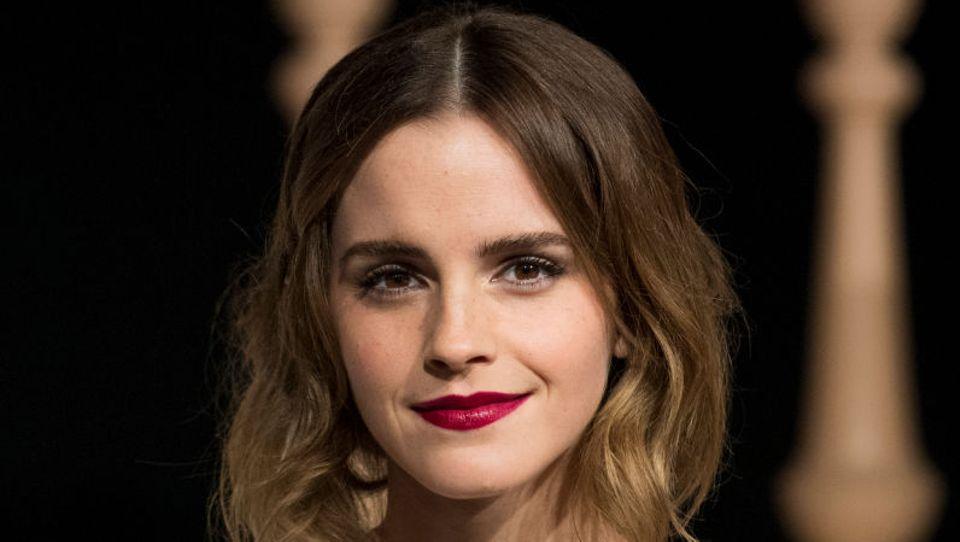 Emma Watson selfie