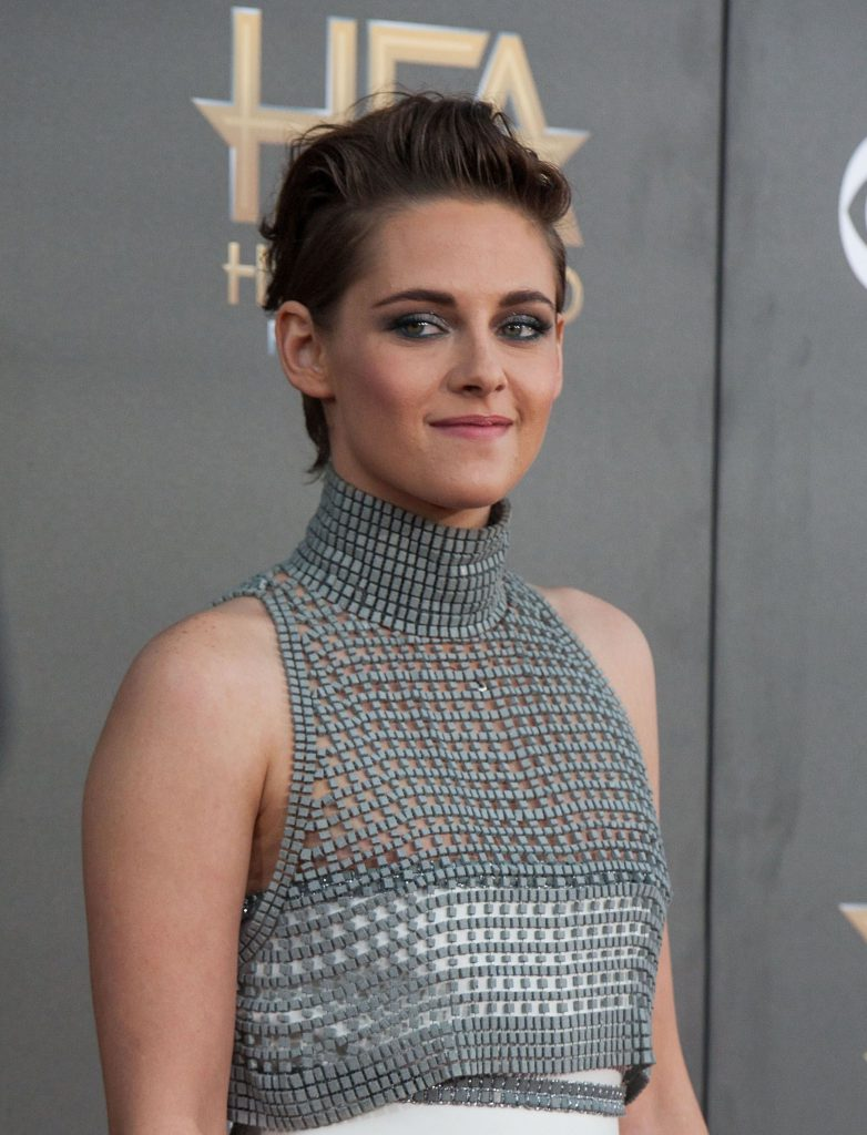 Kristen Stewart Nip Slip & See Through Pics