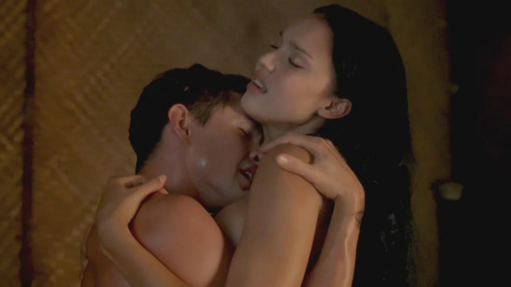 Jessica Alba movie sex scenes