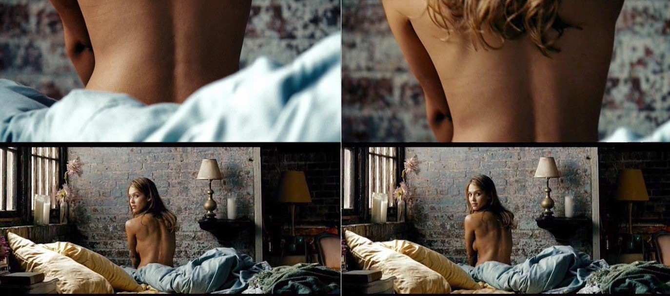 Jessica alba nude, topless pictures, playboy photos, sex scene uncensored