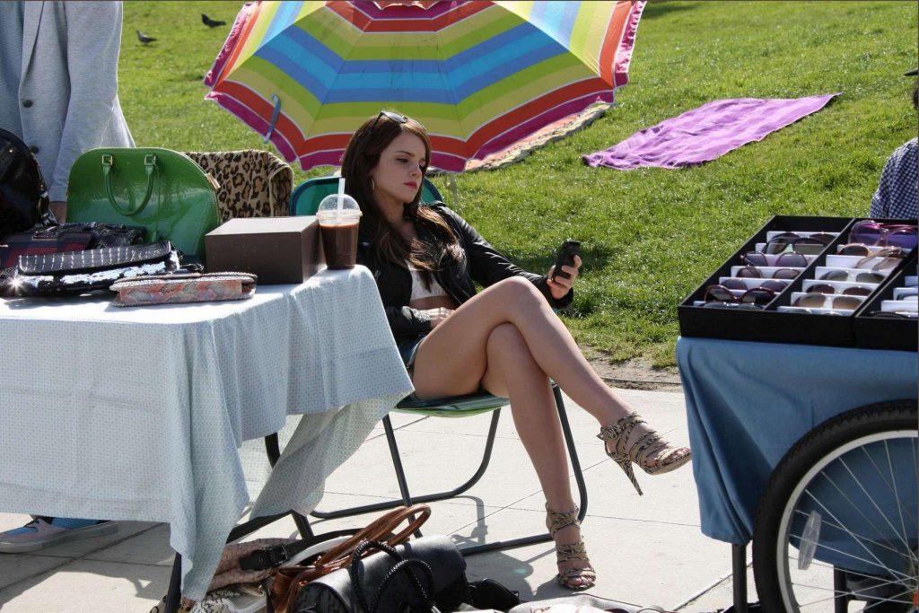Emma Watson Sexy Legs Gallery