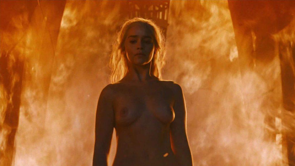 Daenerys Targaryen Nude – Season 6