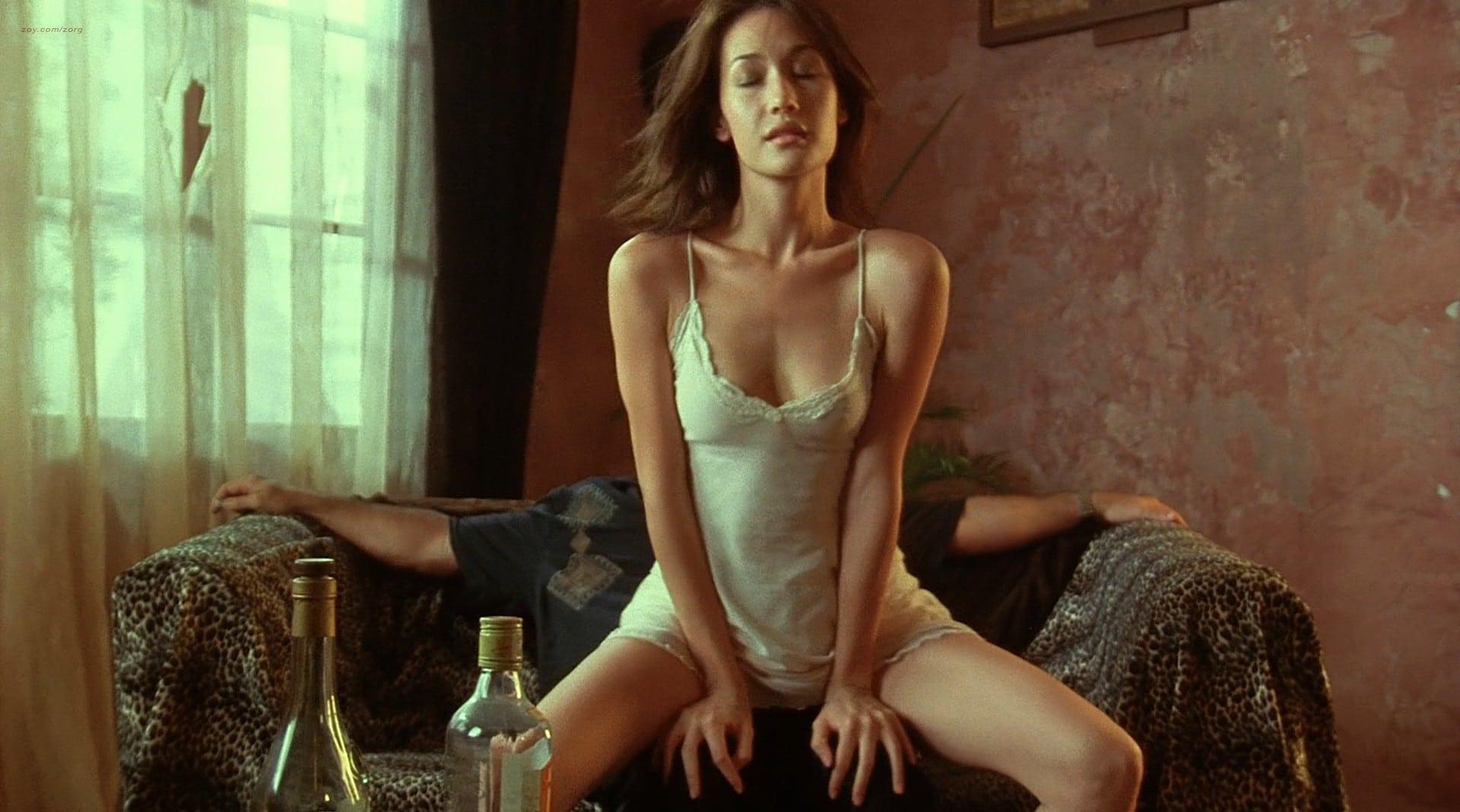 Maggie q sex scene