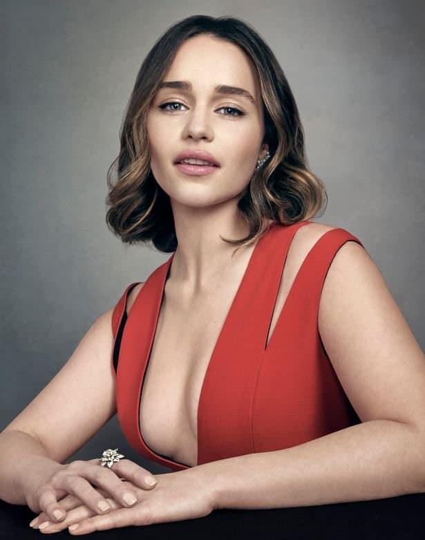 Emilia Clarke Sexy Photos