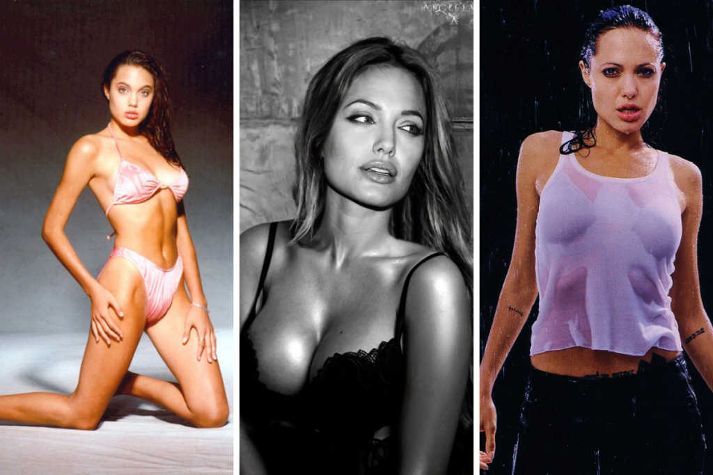 Hottest Angelina Jolie Pictures