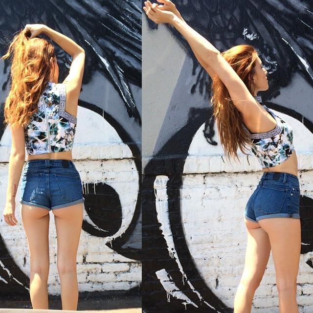 Bella Thorne Ass Pics