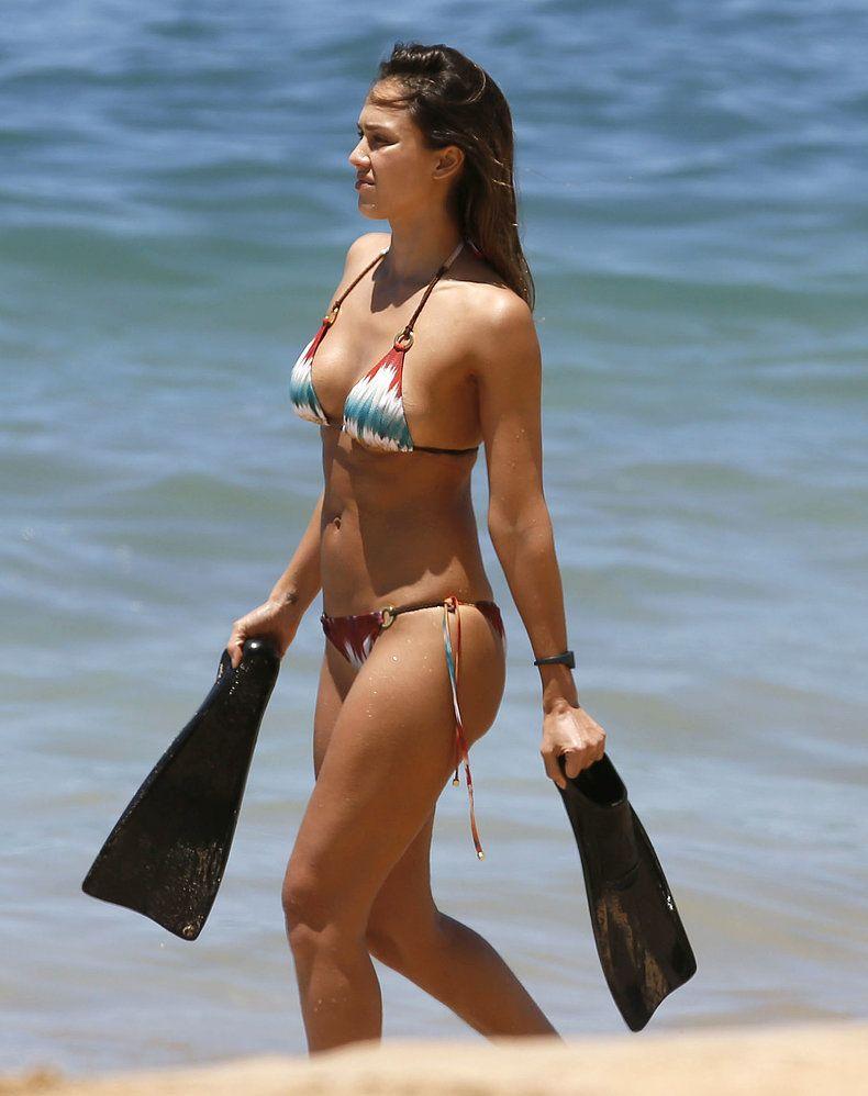 Jessica Hot Bikini Pics