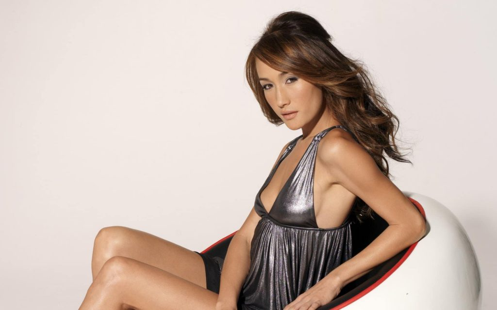 Maggie Q sexy photos