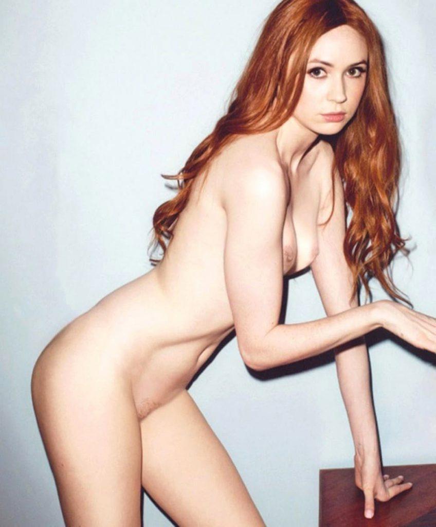 Karen Gillan Nude LEAKED