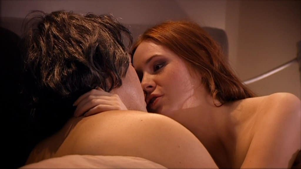 Karen Gillan Naked in Not Another Happy Ending