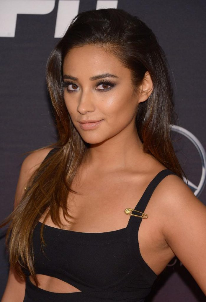 Shay Mitchell Nude — Topless Photos & Bio Here! - All