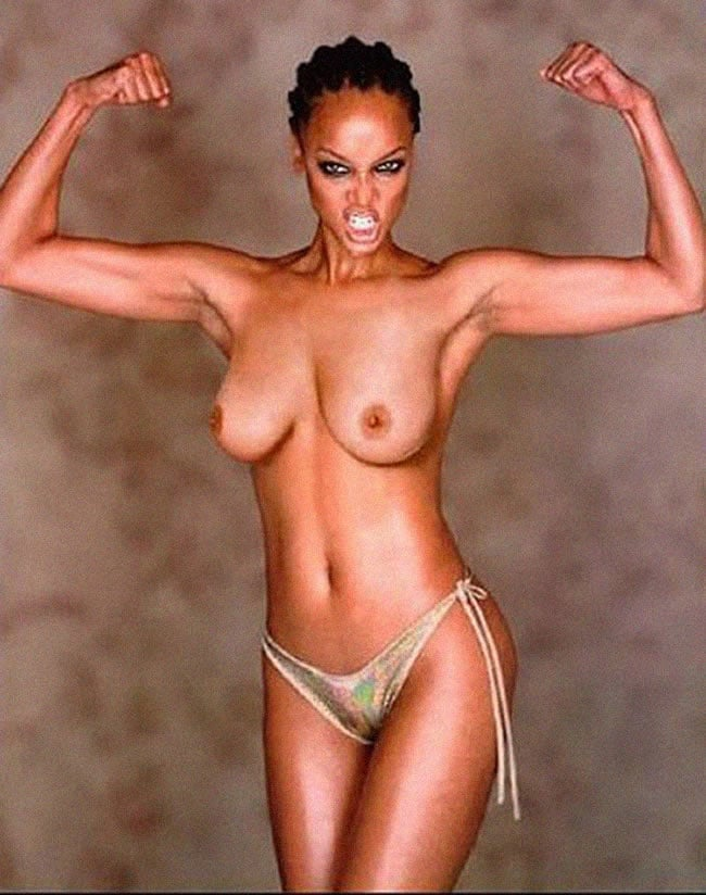 Tyra banks nude leaked pics collection