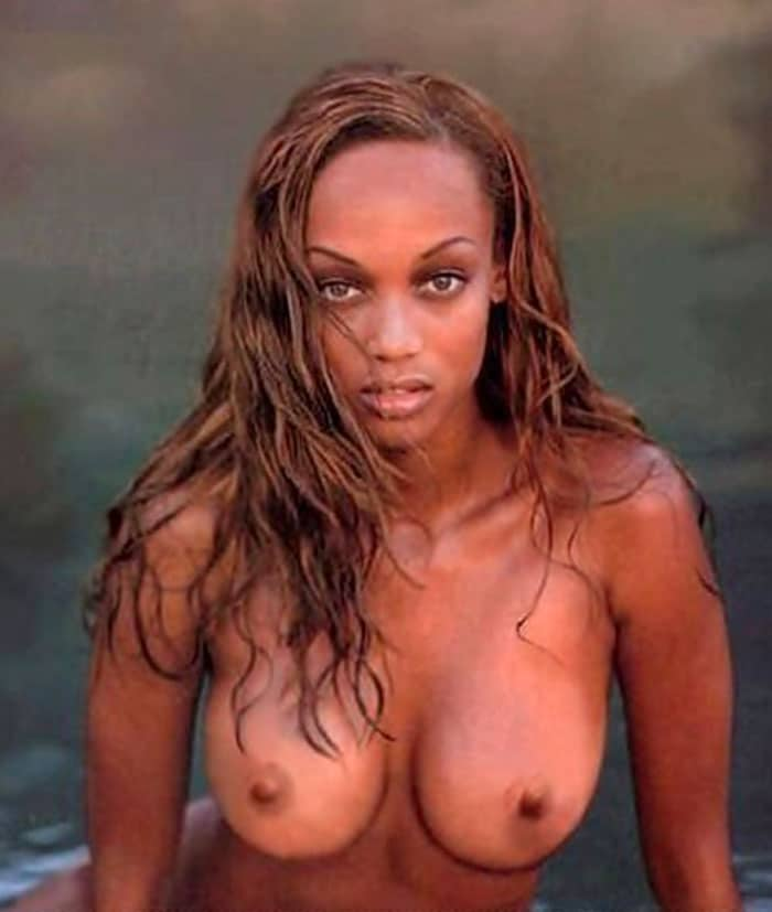 Tyra banks naked pictures