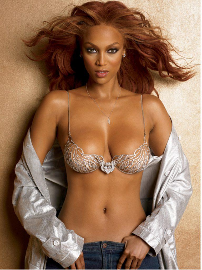Tyra Banks Sexy Pics