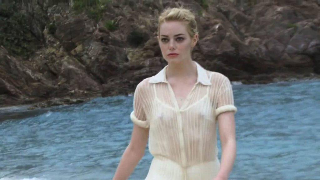Emma Stone Fappening Photoshoot for Louis Vuitton | #The