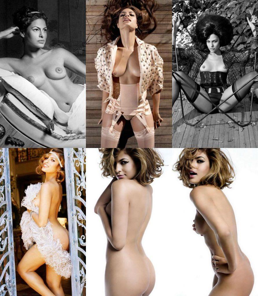 Nude Eva Mendes Naked