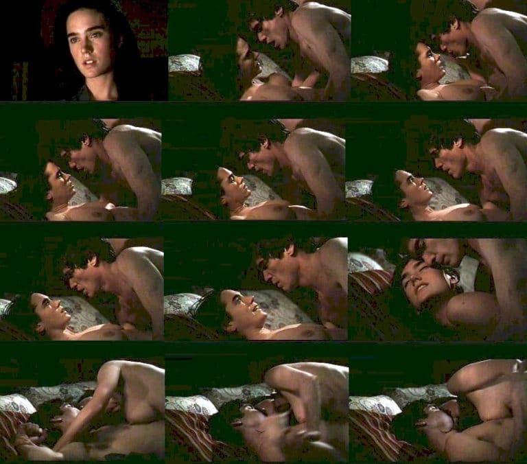 Jennifer Connelly Nude Sex Scene – Walking the Dead