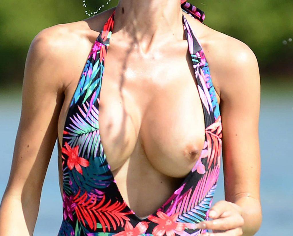 Farrah Abraham Nude Nip Slips