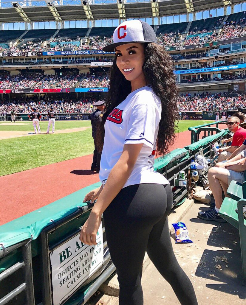 Brittany Renner Booty Photos