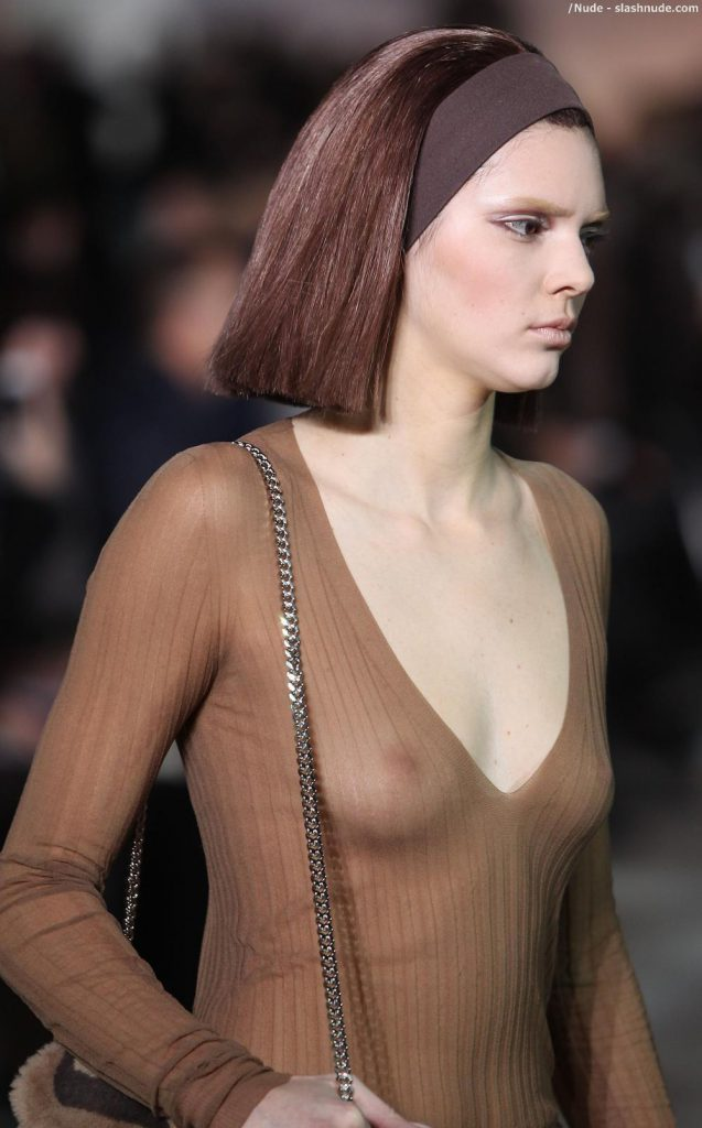 Kendall Jenner see through pics