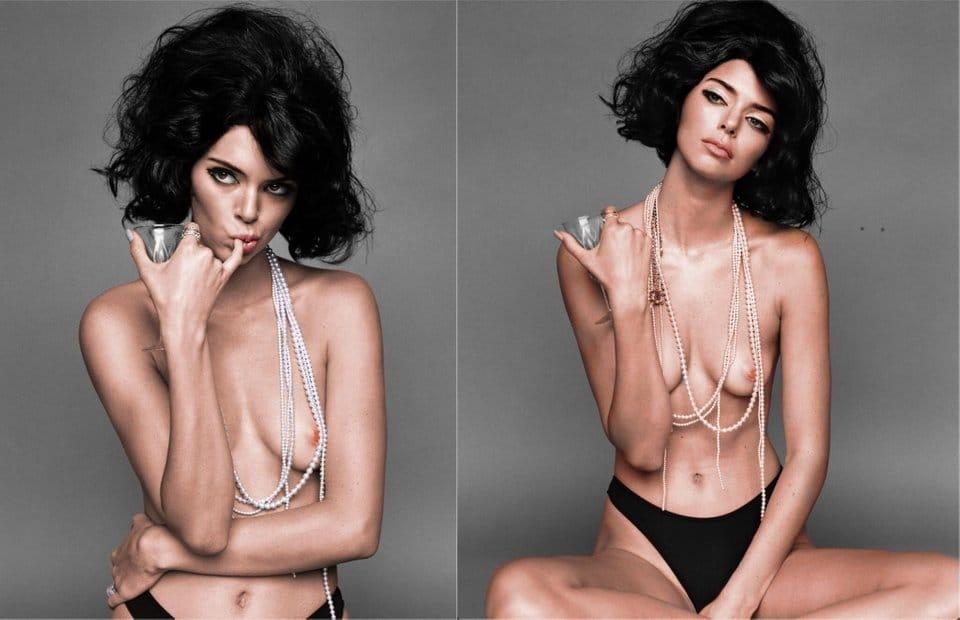 Kendall nagorcka naked