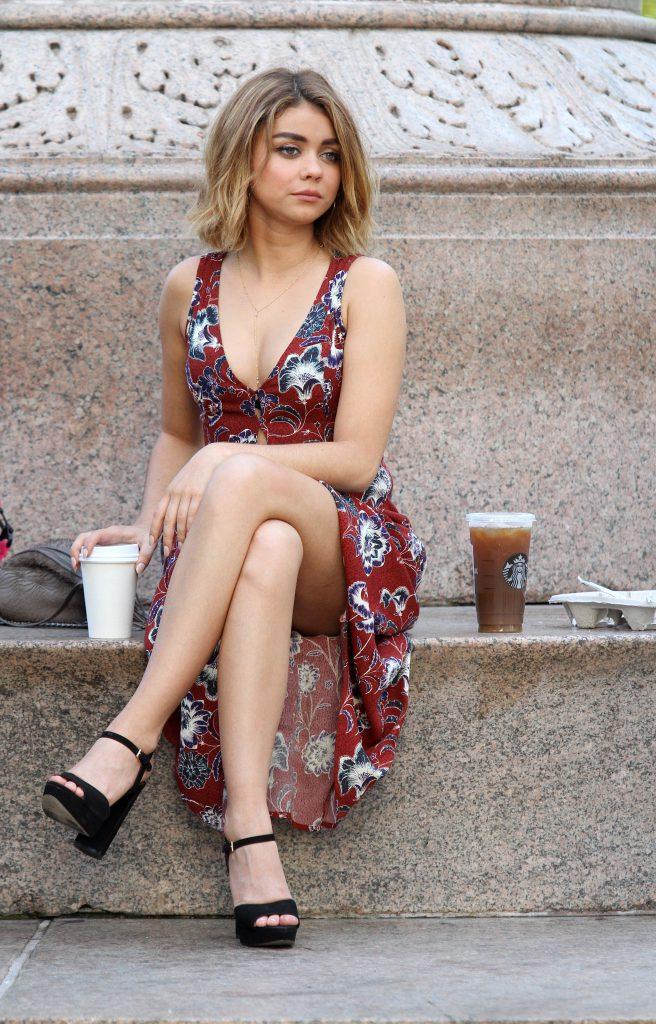 Sarah Hyland Sexy Pics
