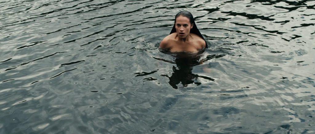 Alicia Vikander Boobs – The Crown Jewels
