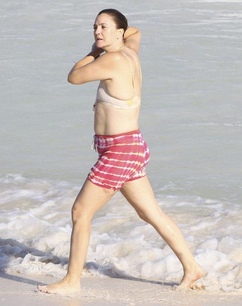 Drew Barrymore Nipples