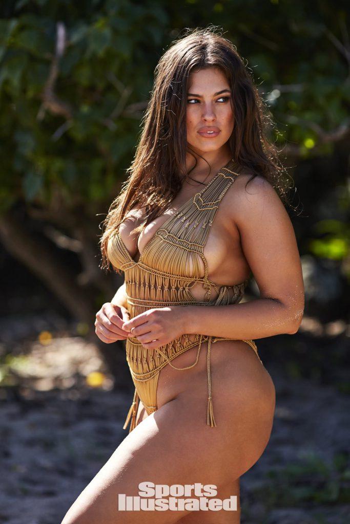 Ashley Graham Nude Photoshoot – Sports Illustrated