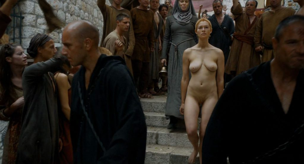 Lena Headey Nude Scenes Game of Thrones (Cersei Lannister)