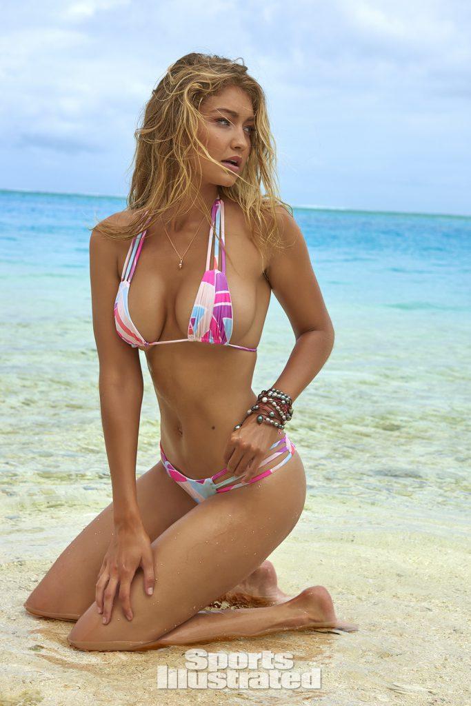 Gigi Hadid Sexy Bikini Gallery