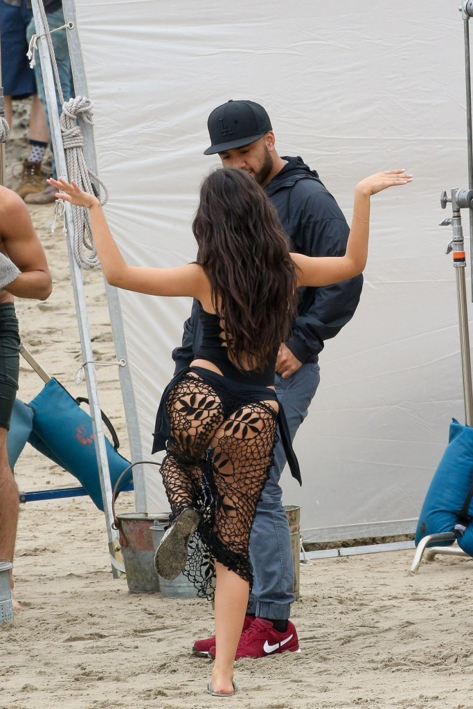 Camila Cabello Nude Ass Cheeks Uncovered
