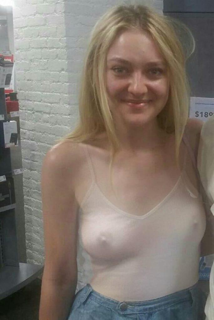 Dakota Fanning Nude Pics