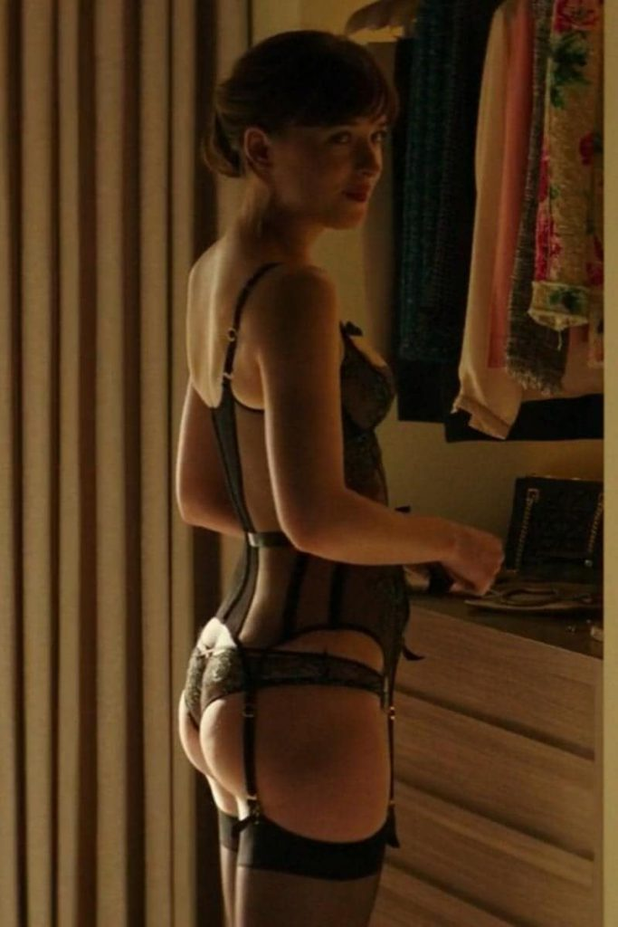 Dakota Johnson Nude Collection