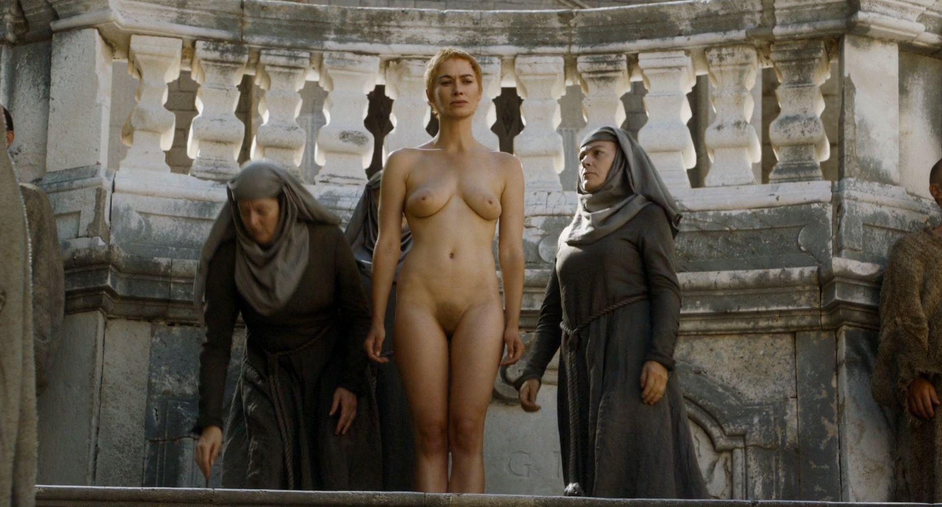 Lena headey nude, naked