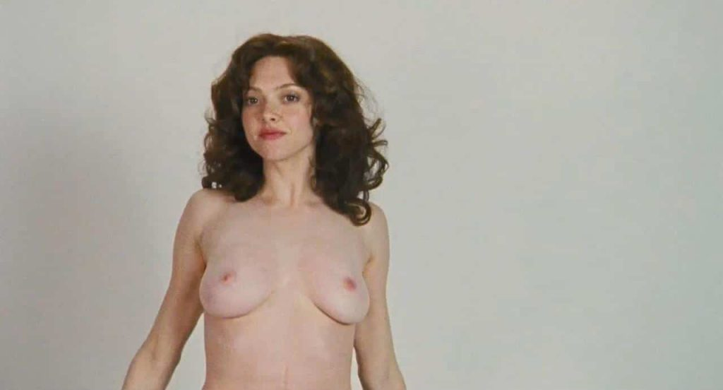 Amanda Seyfried Naked Movie Scenes