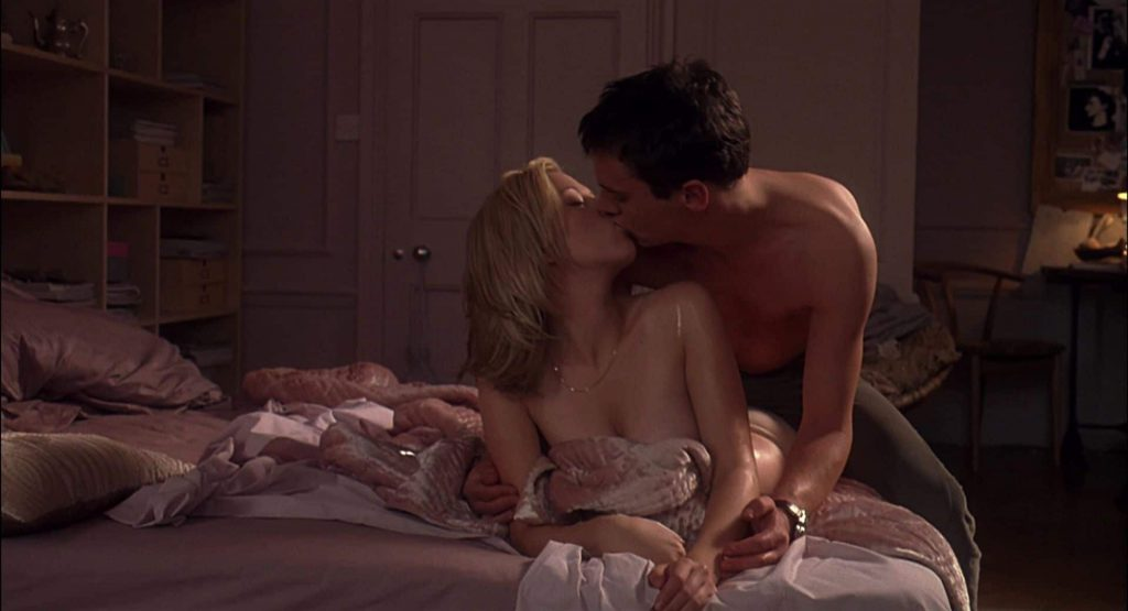 Tv shows with most sex scenes