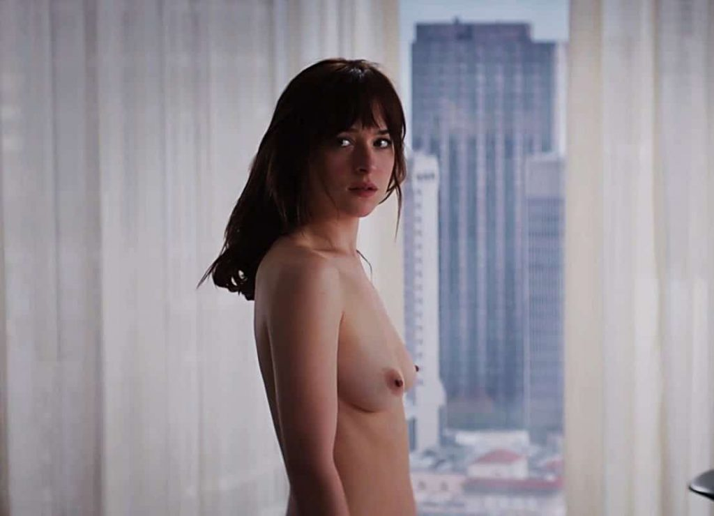 Dakota Johnson nude