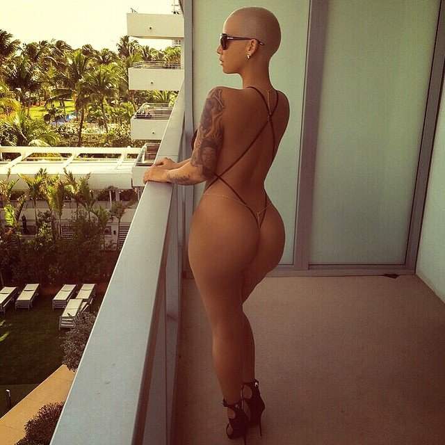 Amber Rose Nude Photos