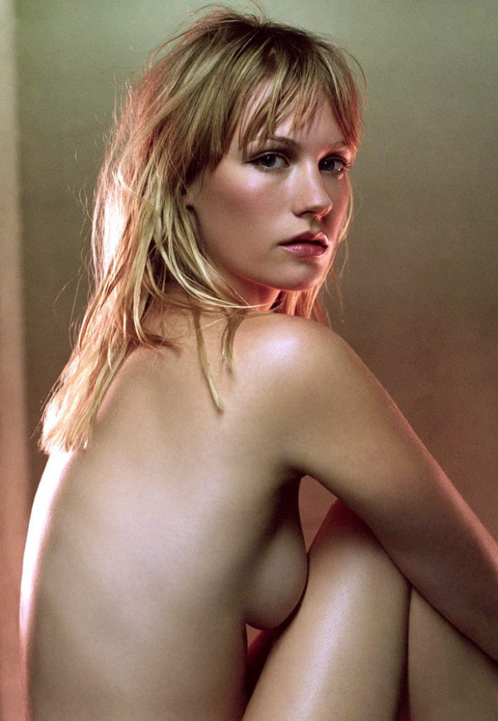 January Jones nude
