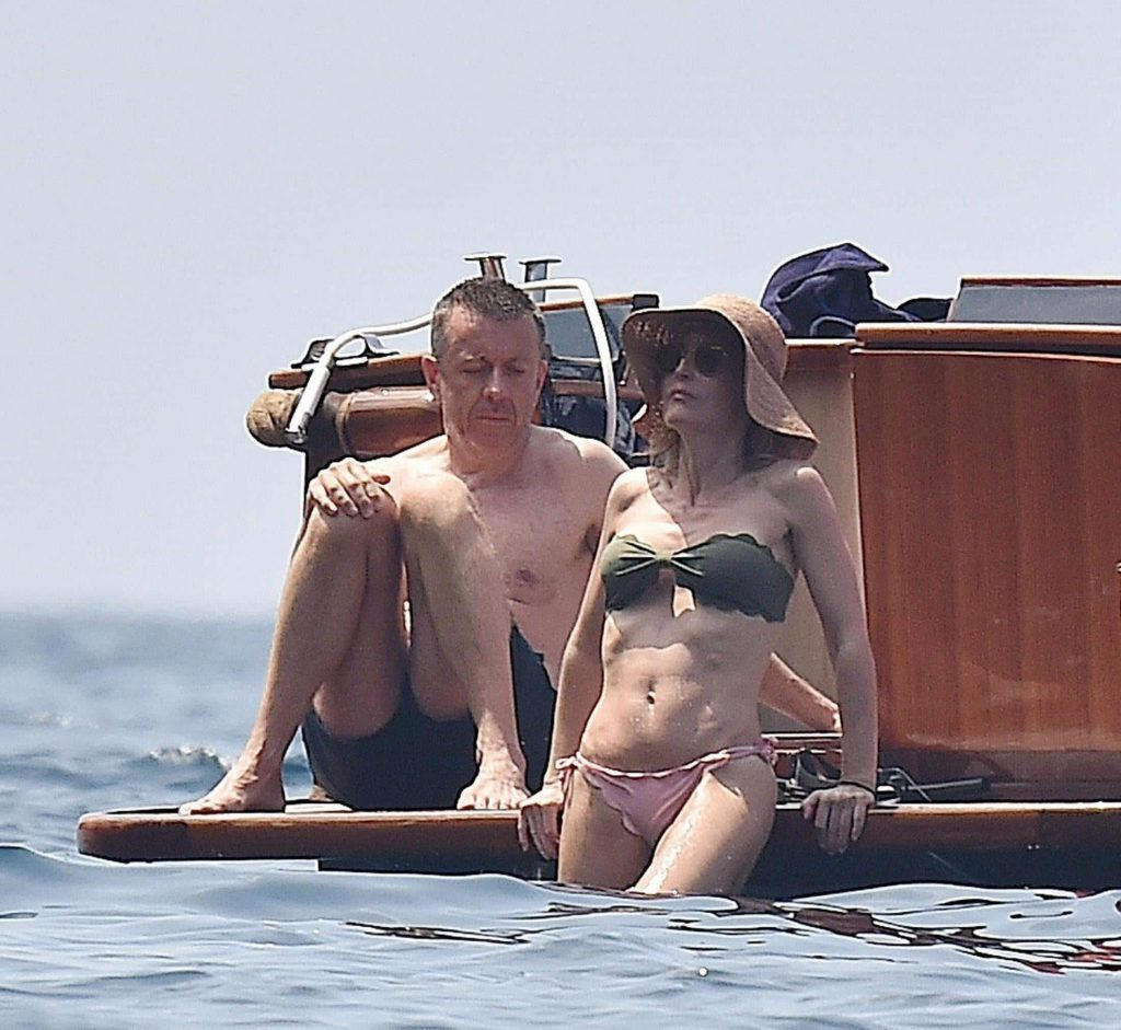 Gillian Anderson Tits