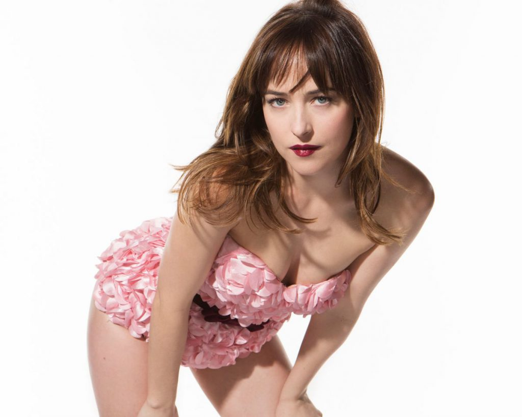 Dakota Johnson Sexy Pics