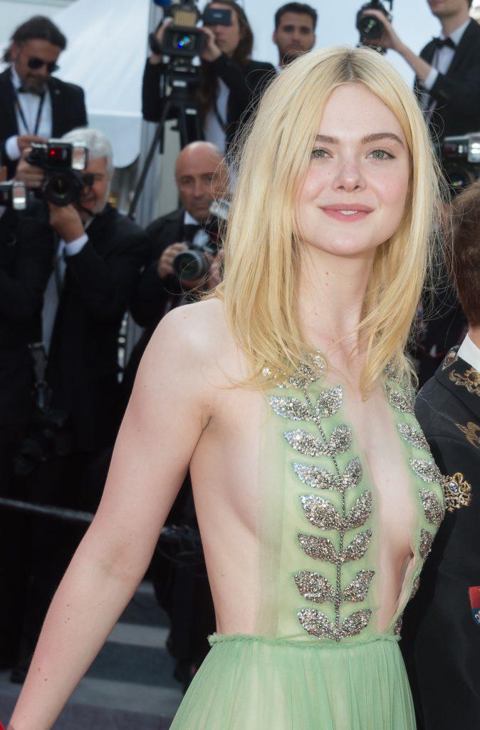 sexy Elle Fanning