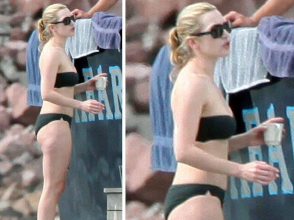 Kate Winslet bikini pics