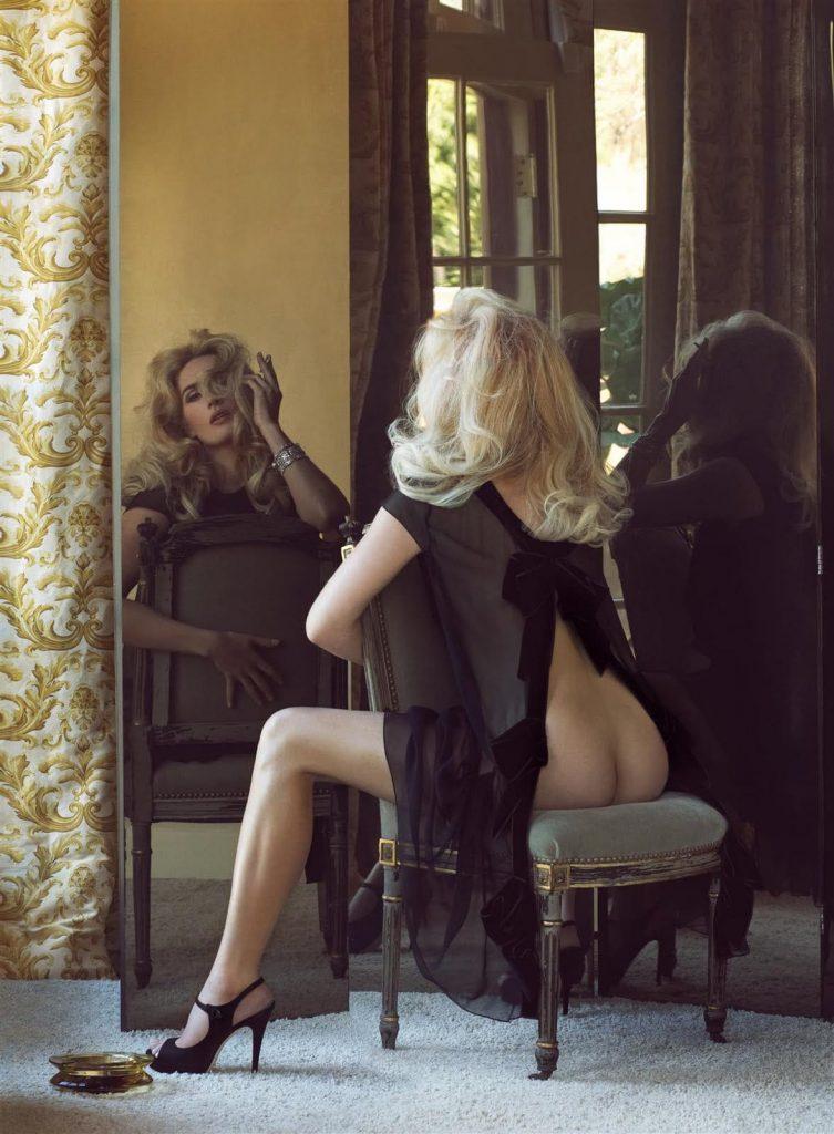 Kate Winslet Sexy Modeling Photoshoots