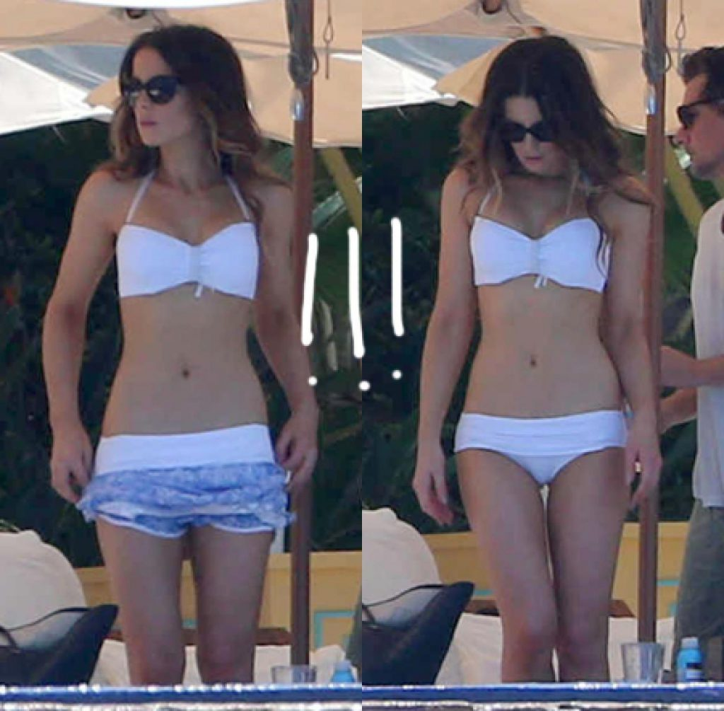 Kate Beckinsale bikini pics